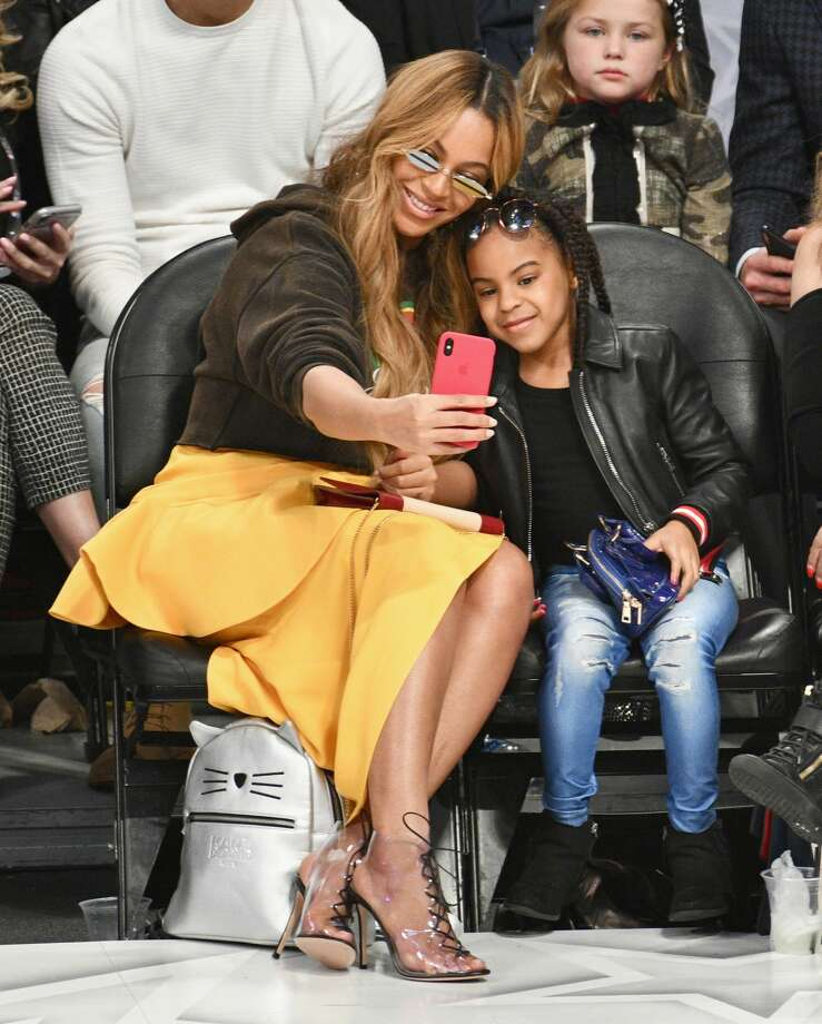 ">>> Click through to see more on Beyoncé's battle to trademark the name ""Blue Ivy."" Photo: Allen Berezovsky/Getty Images"