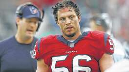 Brian Cushing made only five starts for the Texans last season after being suspended for the first 10 games.