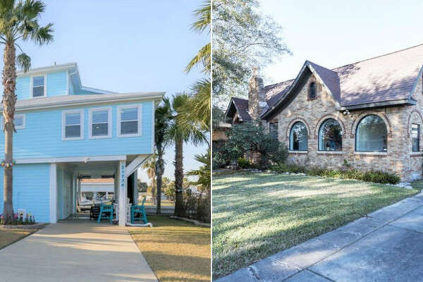 Continue through the photos to see some of the homes listed in Houston hottest neighborhoods,  according to real estate brokerage Redfin .