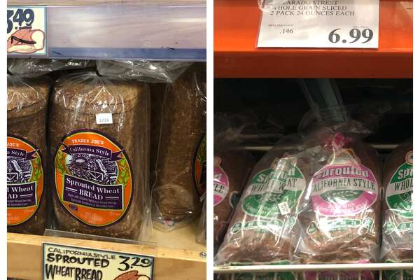 We compared prices for groceries at Trader Joe's and Costco.