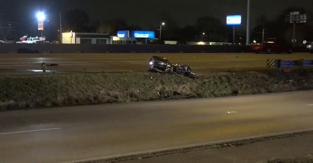 Motorcyclist Killed In North Freeway Collision San