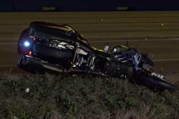 Motorcyclist killed in North Freeway collision - CTInsider com