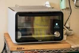 The June intelligent oven. (