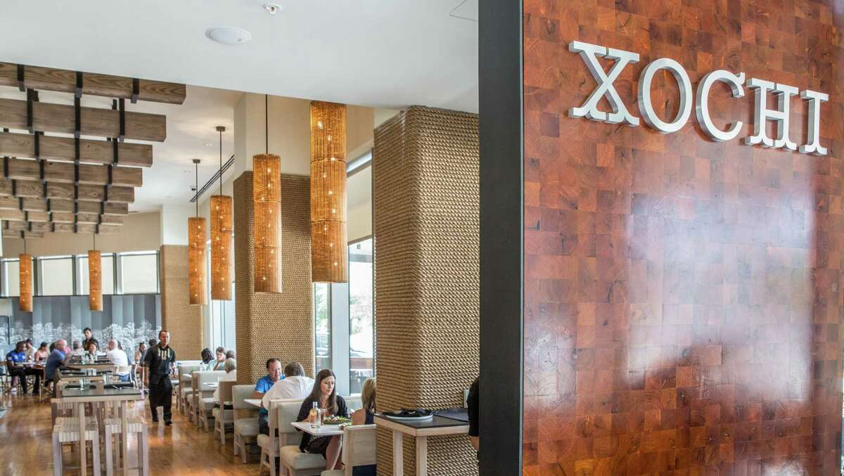 Xochi, a Oaxacan-inspired restaurant from James Beard Award-winning chef Hugo Ortega and Tracy Vaught of H-Town Restaurant Group, was named the No. 1 restaurant on Texas Monthly's list of best new restaurants in Texas.