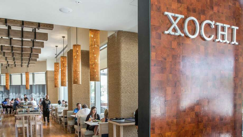 Xochi, a Oaxacan-inspired restaurant from James Beard Award-winning chef