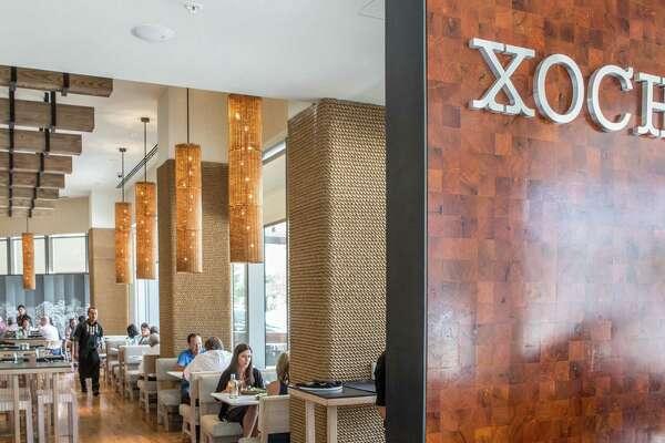 Xochi, an Oaxacan inspired restaurant, photographed Friday, July 14, 2017, in Houston. ( Nick de la Torre /  )