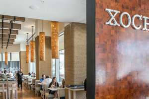 Xochi, an Oaxacan inspired restaurant, photographed Friday, July 14, 2017, in Houston. ( Nick de la Torre /  )