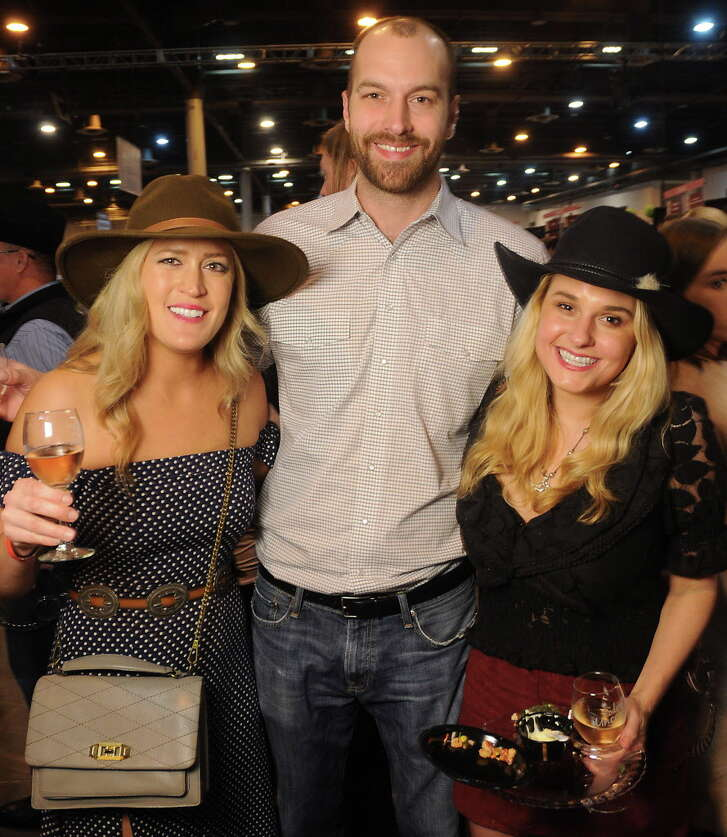 Scenes from the Houston Livestock Show & Rodeo Uncorked event at the NRG Center Sunday Feb. 18,2018. (Dave Rossman Photo