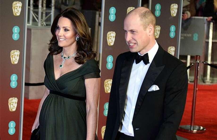 Kate Middleton Slammed for Not Wearing Black at the BAFTA Awards ...