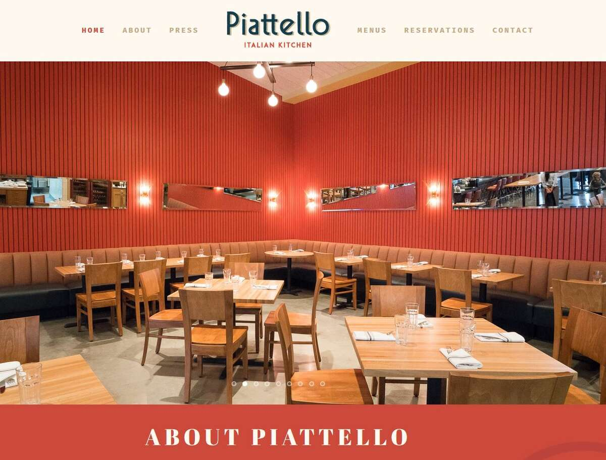 Click ahead to view Texas Monthly's list of 10 best new restaurants in the state. 10. Piattello Italian Kitchen, Fort Worth