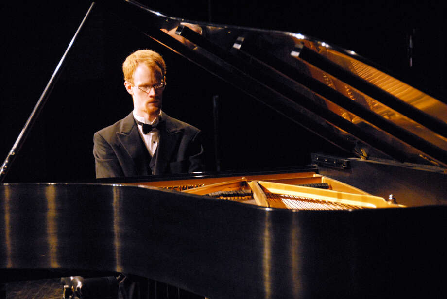 "A virtuoso pianist, Dr. Richard Fountain will show his skills on the harpsichord at ""A Symphony for Harpsichord and Strings"" at 7 p.m. Saturday, Feb. 24, at the Fair Theatre. Photo: Courtesy Photo"