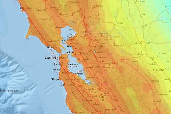 A 2.9 earthquake struck near Diablo on Monday, February 19 at 12:49 a.m. followed by a second 2.5 earthquake at 2:31 a.m.