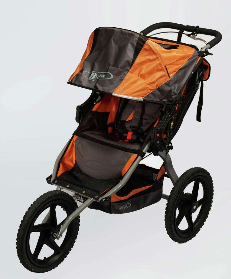 The U.S. Consumer Product Safety Commission filed an administrative complaint against Britax Child Safety, Inc., alleging that certain models of their B.O.B. jogging stroller contain dangerous defects. Photo courtesy of the U.S. Consumer Product Safety Commission. Photo: Contributed / Contributed