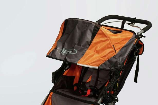The U.S. Consumer Product Safety Commission filed an administrative complaint against Britax Child Safety, Inc., alleging that certain models of their B.O.B. jogging stroller contain dangerous defects. Photo courtesy of the U.S. Consumer Product Safety Commission.