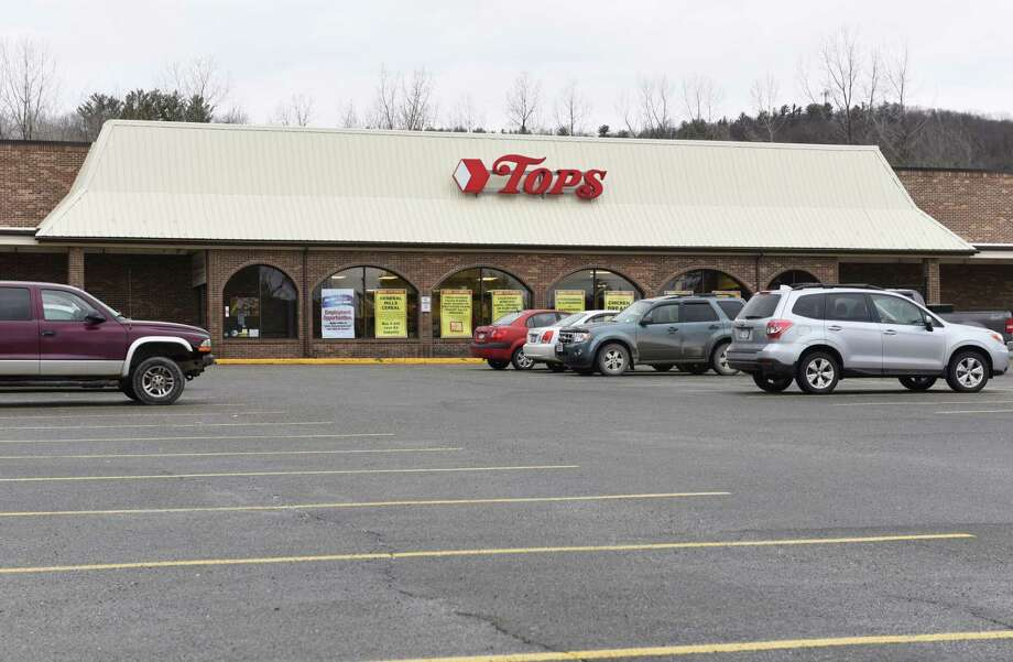 Tops supermarket on Route 22 just outside of Hoosick Falls on Wednesday, Jan. 4, 2017, in the Town of Hoosick N.Y. (Will Waldron/Times Union) Photo: Will Waldron, Albany Times Union