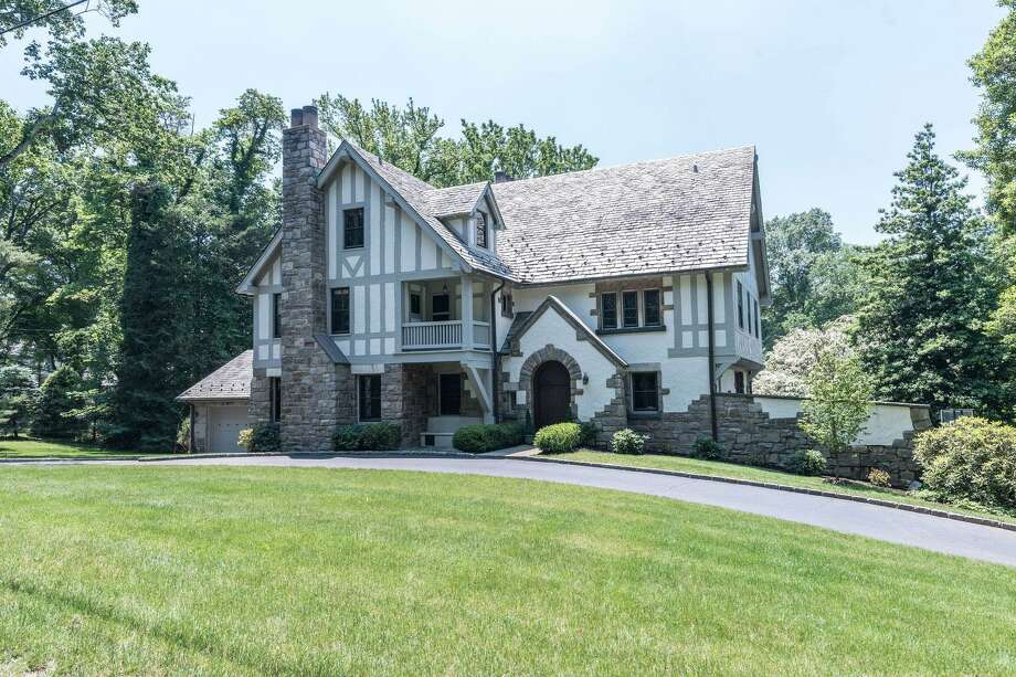 On The Market Massive Tudor Revival For Sale In Darien