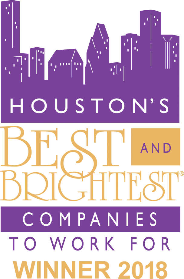 Houston's Best And Brightest Companies To Work For Photo: Houston's Best And Brightest Companies To Work For