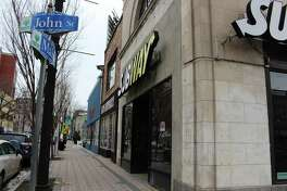 The Subway on the corner of John and Main Street is expected to reopen in a few months according to the building owner.