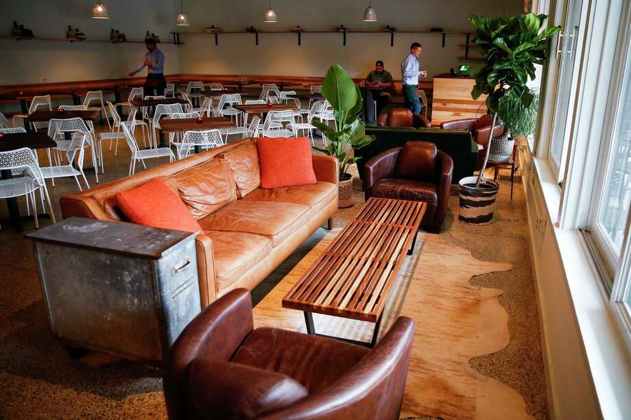 NIGHT HERONWhen: Weekdays, 2 to 6 p.m.Where: 1601 W. Main What: Some cocktails, including old fashioneds, are $5, and select brews cost $3. Photo: Michael Ciaglo, Houston Chronicle / Michael Ciaglo