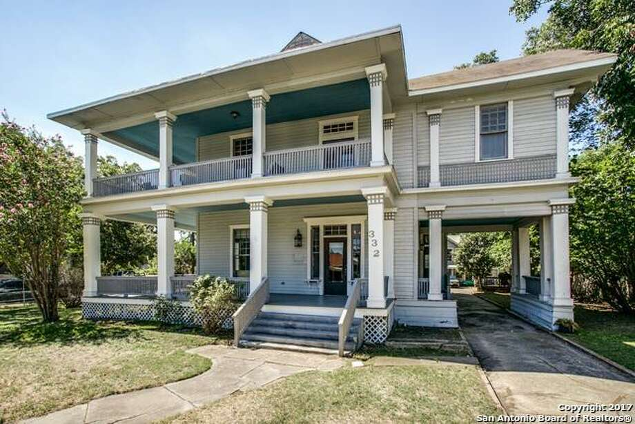 1. 332 Florida St., San Antonio, TX 78210: $725,0004 bedrooms | 2 full, 1.5 half bathrooms | Year built: 1910 Photo: HAR.com