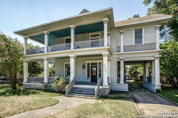 332 Florida St., San Antonio, TX 78210 : $725,000   4 bedrooms | 2 full, 1.5 half bathrooms | Year built: 1910