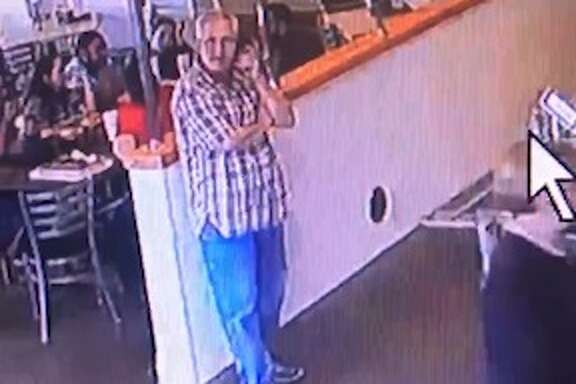 Killen's BBQ staff and Pearland police hope the public can help them track down a man who was caught on camera, allegedly stealing the restaurant's tip jar on Friday, Feb. 16, 2018.