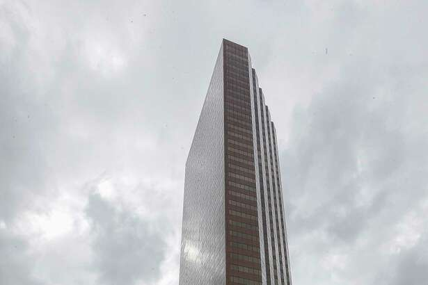 M-M Properties recently acquired the 41-story Marathon Oil Tower at 5555 San Felipe at St. James Place. The sale is a positive sign for Houston's office market, which has weakened in recent years.