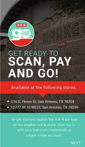 H-E-B pilots self-checkout mobile app at two San Antonio