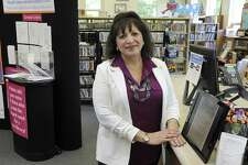 Yvonne Cech, director of the Brookfield Library, was librarian at Sandy Hook School during the shootings of 2012.