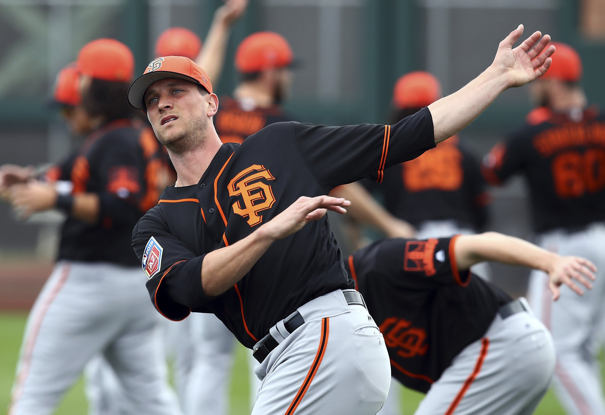 Giants finalize deal with Tony Watson, cut former top prospect