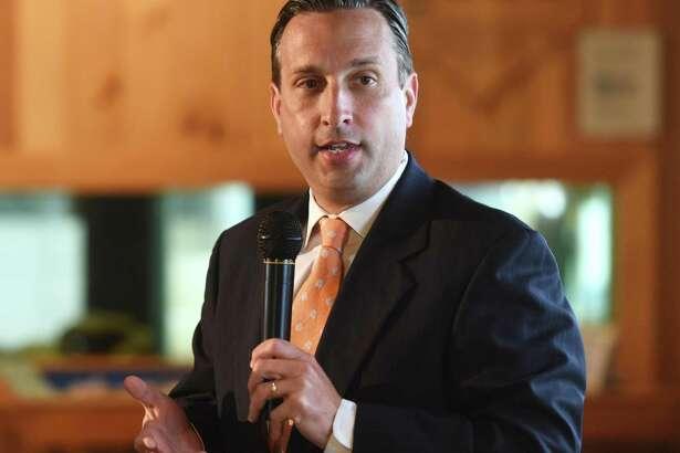 Senate Majority Leader Bob Duff of Norwalk