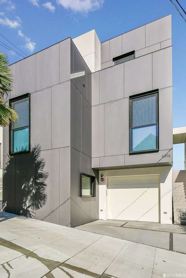This three-level mansion at 4318 26th St. in Noe Valley will cost you $19,500 per month. Photo: Zumper Via Hoodline