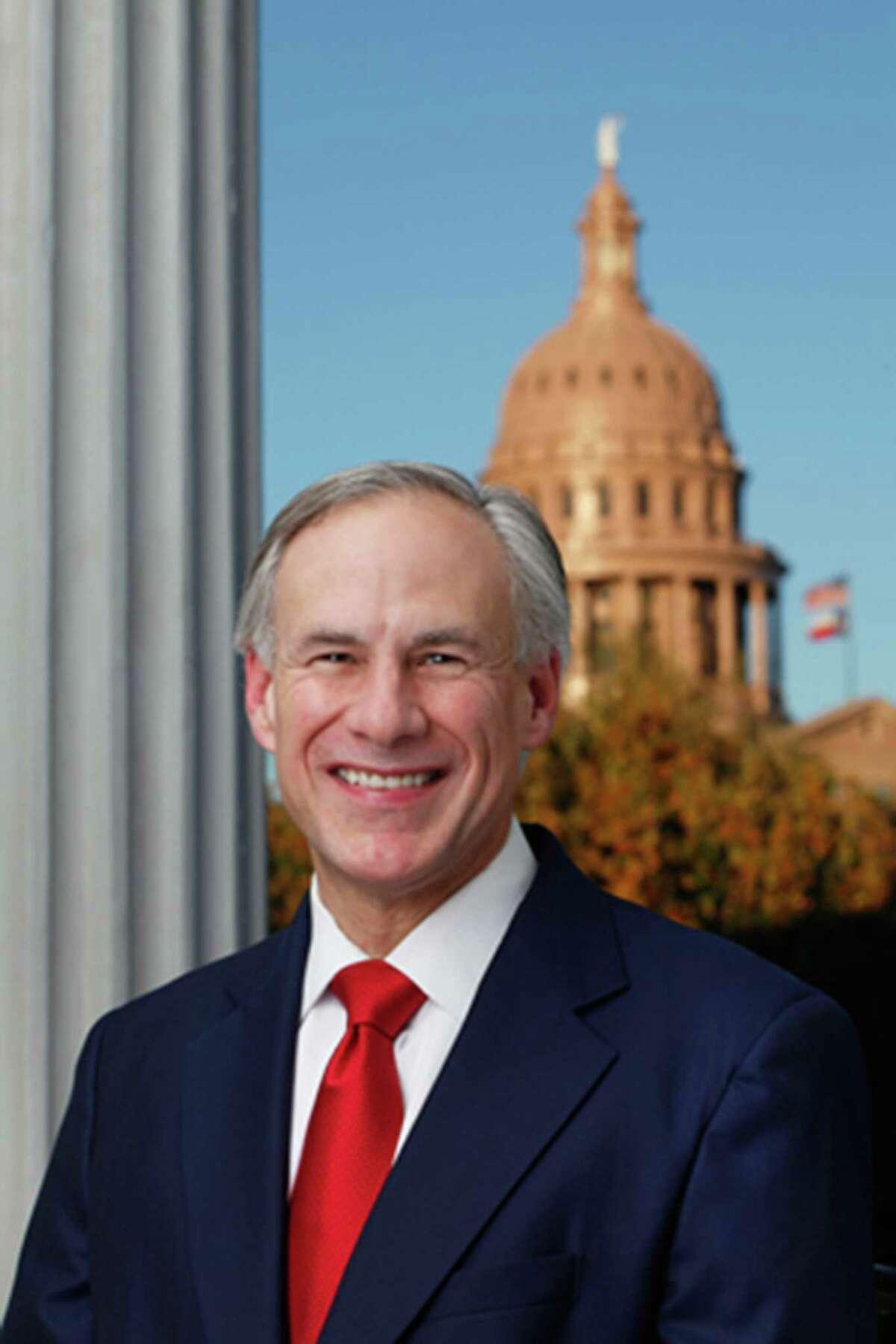 Texas Governor Greg Abbott (Handout)