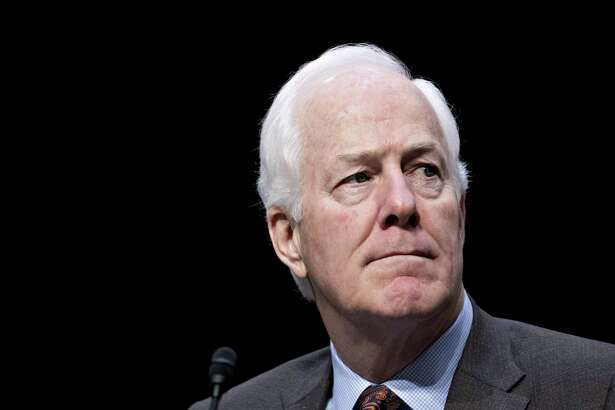 Sen. John Cornyn introduced the bill after a 2017 mass shooting at a Texas church.