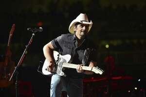 Brad Paisley performs at the San Antonio Stock Show & Rodeo.