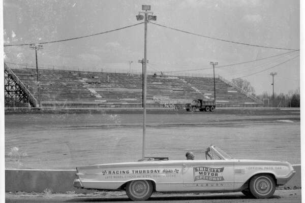 This undated Daily News file photo was taken at Tri-City Motor Speedway in Auburn.