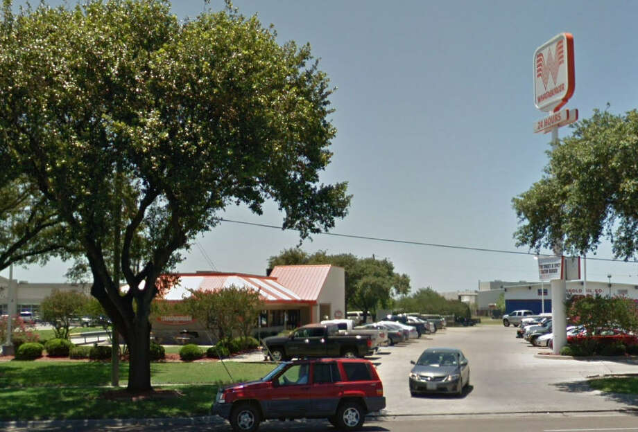 The Whataburger at 3603 Houston Highway in Victoria was the sight of a violent shooting caught on film on Sunday, Feb. 11, 2018. Photo: Google Maps Screenshot