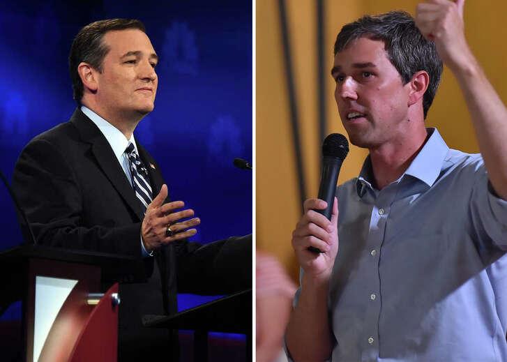 Ted Cruz, Beto O'Rourke