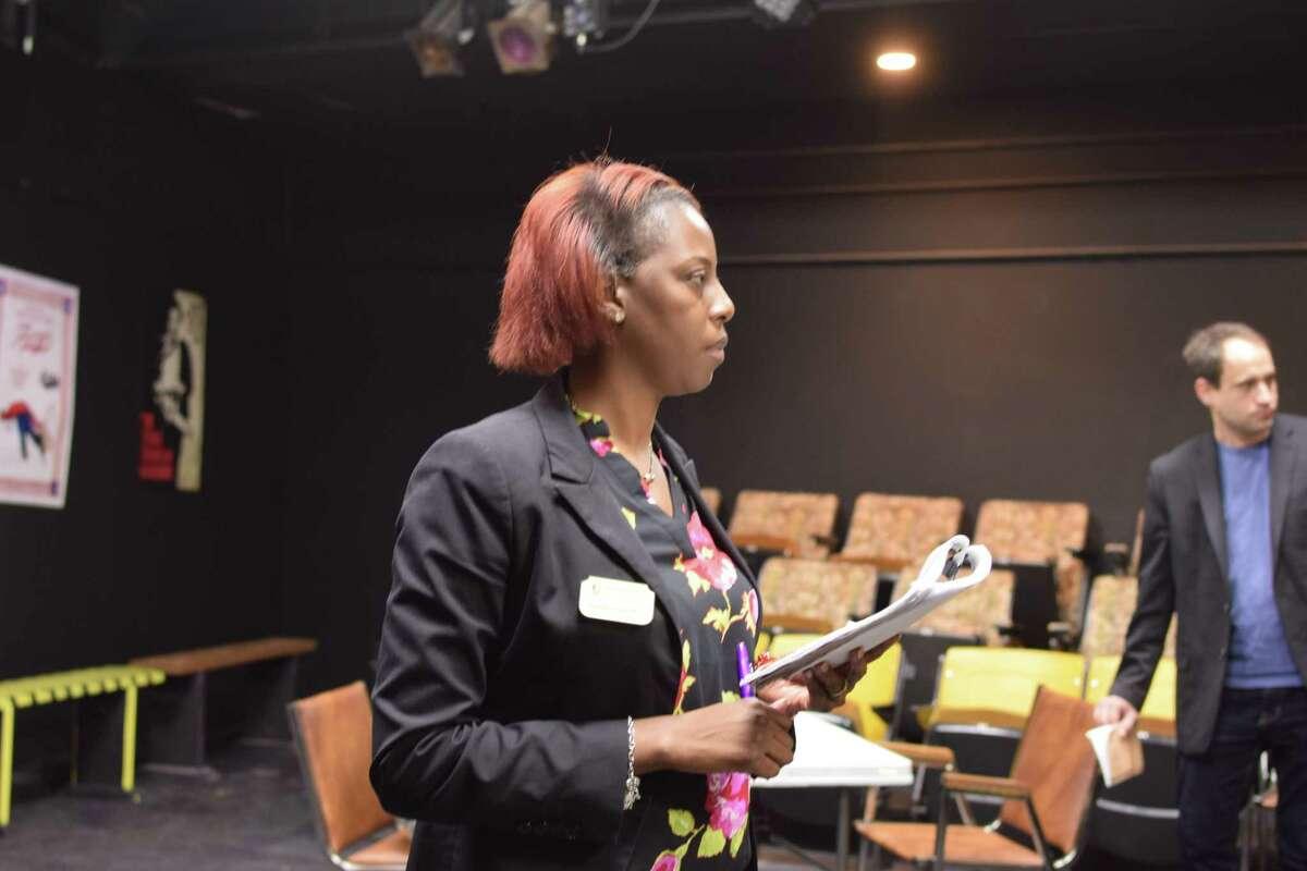 Shundranieka Ross plays as Nurse Evers in