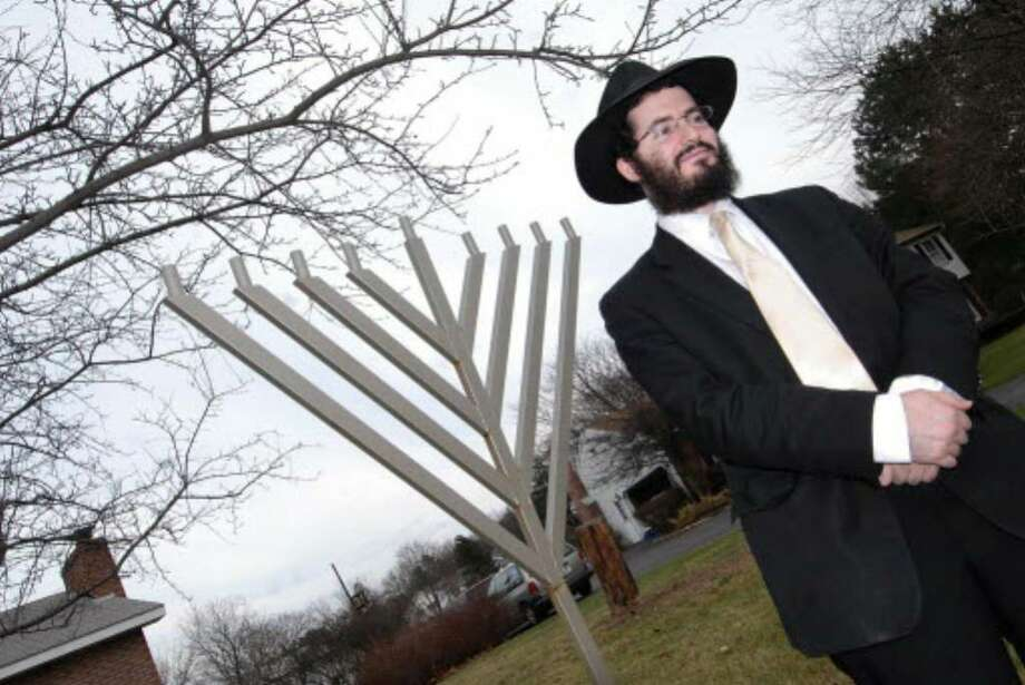 Rabbi Yaakov  Weiss (Times Union file)