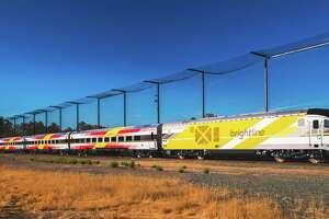 Brightline, a privately owned, for-profit passenger railroad, launched in Florida last month.