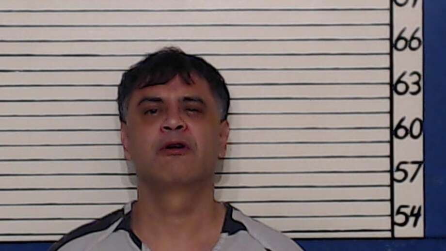 Ruben Ramirez Jr., 46, was arrested after a tense standoff with New Braunfels police on Monday, Feb. 19, 2018 Photo: Comal County Jail