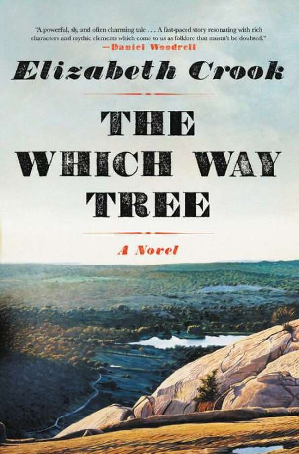 """""""The Which Way Tree,"""" by Elizabeth Crook, Little, Brown and Company, $26 Photo: Courtesy Photo"""