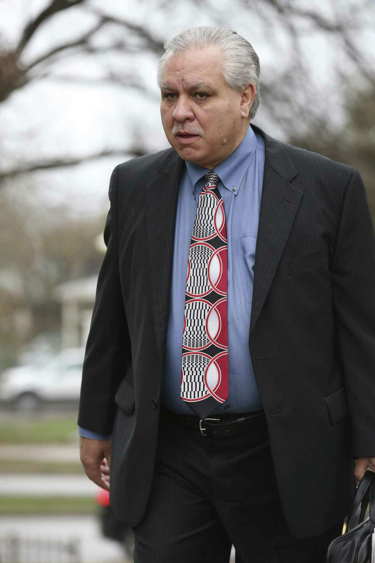 Businessman Gary Cain was sentenced to 68 months in federal prison after a jury convicted him of nine felonies last year. He has appealed his conviction.