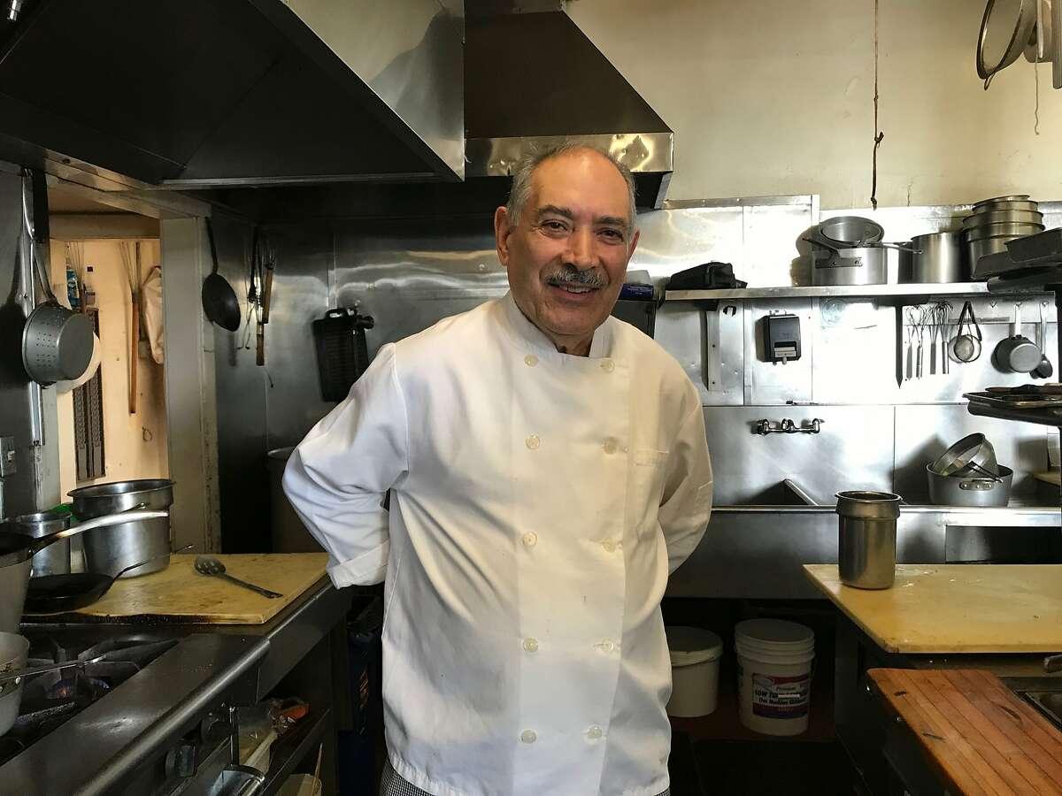 Ramon Oropeza, owner of�Villa D�Este.