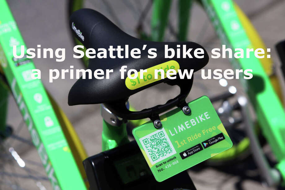 So, you want to start using bike shares to get around. The convenience of just grabbing a bike to make an inner-city trip, or to commute more significant distances is a major benefit for those who would rather avoid the higher costs of cabs or rideshares and don't want the headache of driving their car (if they own one) in Seattle traffic. Three bike share companies are now populating Seattle's streets with yellow, green and orange bikes. You can find them almost anywhere you find yourself around the city. But there are a few things to know about them before you hit the mean streets of Seattle to pedal your way to freedom. Click on to learn more. Photo: GENNA MARTIN, SEATTLEPI.COM