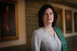 Katherine Rowe has been chosen to be the 28th president of the College of William & Mary.
