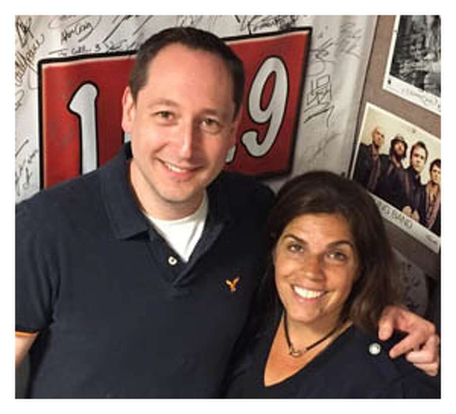 After six years, Dana Race is out as morning co-host at 100.9 The Cat, Albany Broadcasting's country station. Race's former on-air partner, Kevin Richards, is still on the air.  Photo: 100.9 FM The Cat