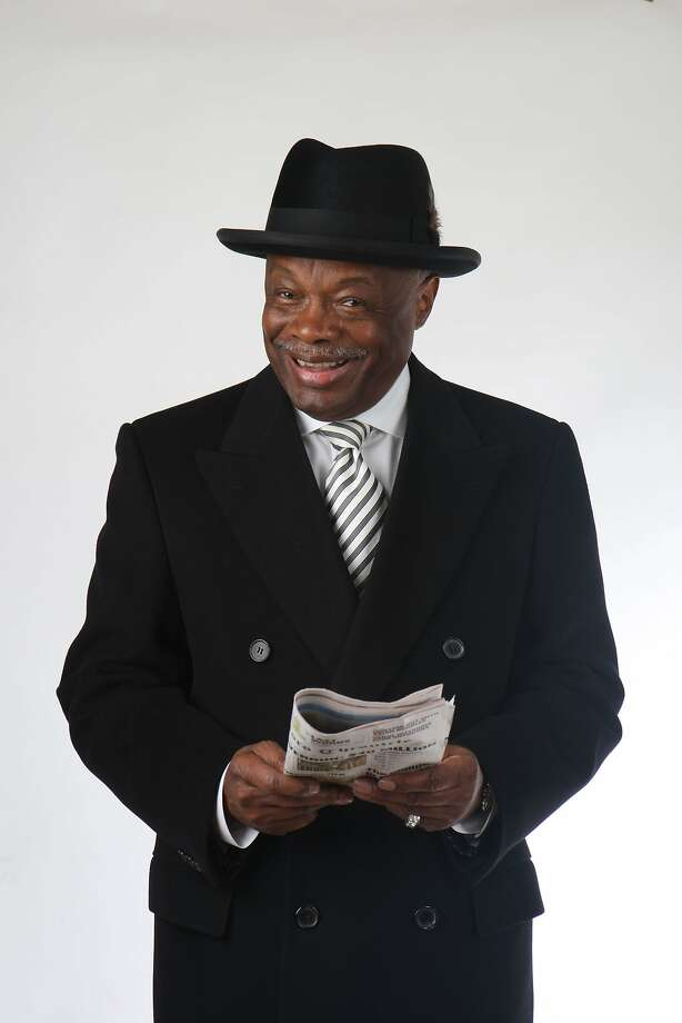 Chronicle columnist and ex-Mayor Willie Brown. Photo: Mike Kepka, The Chronicle