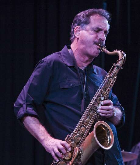 Paul Contos is the education director of the Monterey Jazz Festival, which runs the Next Generation Jazz Festival. Photo: Photo By R.R. Jones